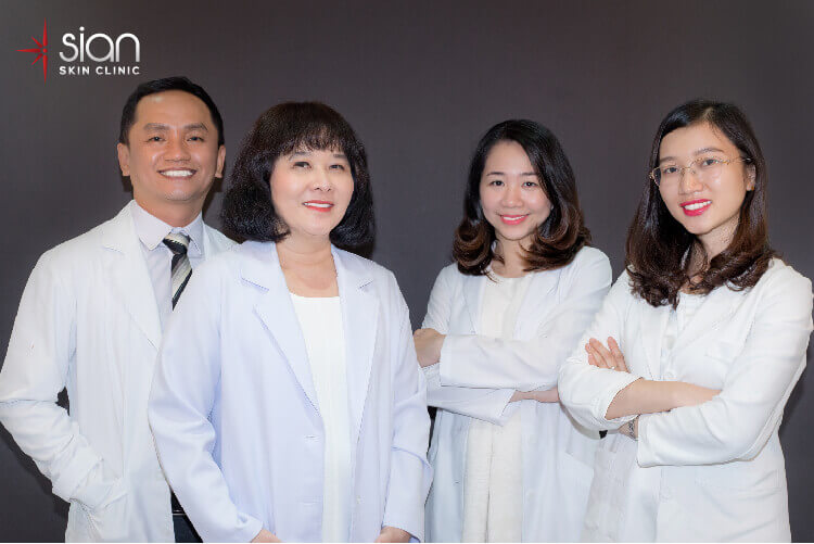 SIAN Clinic Doctor Team