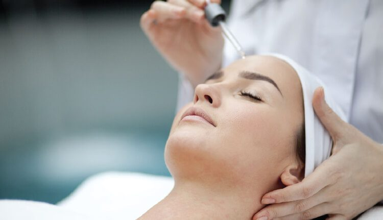 Medicated Facial Skin Care Treatments