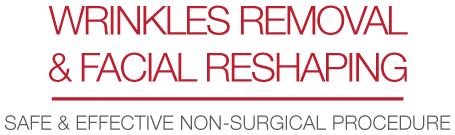 Wrinkles Removal at SIAN Skin Clinic